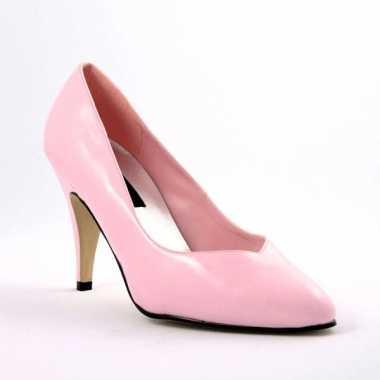 Baby roze pumps sienna
