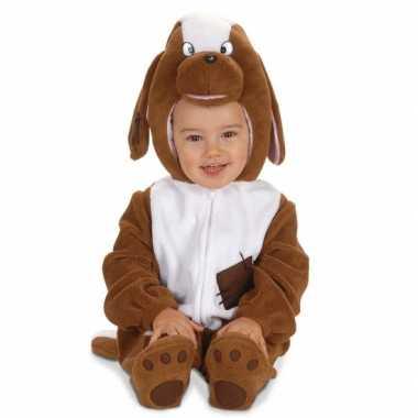 Honden kostuum voor baby's