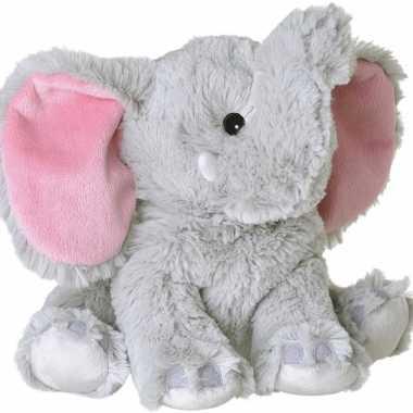 Magnetron knuffel olifant