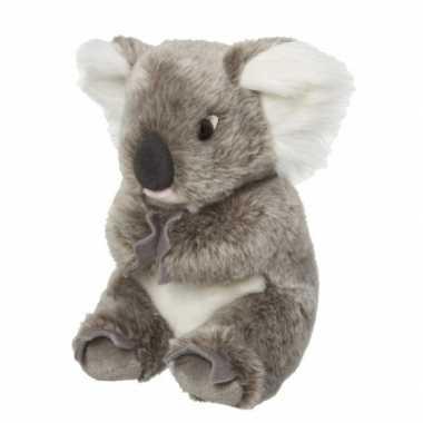 Pluche knuffel koala 22 cm