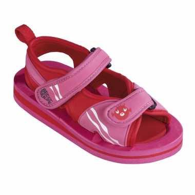 Roze watersandalen / waterschoenen voor baby / peuter
