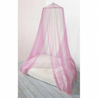 Tweepersoons sierklamboe licht roze