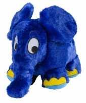 Magnetron warmte knuffel olifant