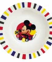 Peuterbordje disney mickey mouse
